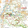 Amstel Gold Race 2014: The route: Maastricht (NL) - Valkenburg (NL)