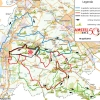 Amstel Gold Race 2015: The route - source www.amstel.nl