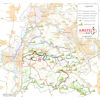Amstel Gold Race 2019: route - source: www.amstel.nl