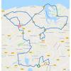 Benelux Tour 2021: route stage 1 - source: www.beneluxtour.eu