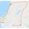 Benelux Tour 2021: route stage 2 - source: www.beneluxtour.eu
