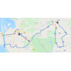 Benelux Tour 2021: route stage 3 - source: www.beneluxtour.eu
