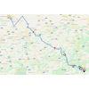 Benelux Tour 2021: route stage 6 - source: www.beneluxtour.eu