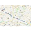 Benelux Tour 2021: route stage 7 - source: www.beneluxtour.eu