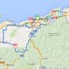 Clásica de San Sebastián 2015: Route - source: www.klasikoa.net