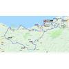 Clásica San Sebastián 2021: route - source: www.klasikoa.eus