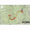 Critérium du Dauphiné 2014 Route stage 2: Tarare - Col du Béal - source: woosmap.com / ASO