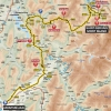 Critérium du Dauphiné 2015 Route 7th stage Montmélian - Saint Gervais Mont Blanc - source:letour.fr