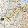 Critérium du Dauphiné 2016 Route stage 1: Cluses - Saint-Vulbas - source:letour.fr