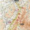 Critérium du Dauphiné 2016 Route stage 5: La Ravoire - Vaujany - Belley - source: letour.fr