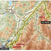 Critérium du Dauphiné 2018 Stage 5: Route - source: letour.fr