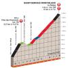 Critérium du Dauphiné 2018 stage 7: Details Saint-Gervais Mont Blanc - source:letour.fr