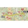 Critérium du Dauphiné 2019: route stage 2 - source: criterium-du-dauphine.fr