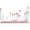 Critérium du Dauphiné 2019: profile stage 6 - source: criterium-du-dauphine.fr