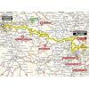 Critérium du Dauphiné 2020: route stage 1 - source: criterium-du-dauphine.fr