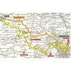 Critérium du Dauphiné 2020: route stage 2 - source: criterium-du-dauphine.fr