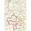 Critérium du Dauphiné 2021: route stage 2 - source: criterium-du-dauphine.fr