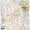 Critérium du Dauphiné 2021: route stage 6 - source: criterium-du-dauphine.fr