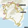 Critérium International 2014 Route stage 3: From Porto Vecchio to Col de l'Ospedale