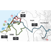 Dubai Tour 2015 The Route