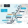 Dubai Tour 2015 Route and scheduled (local) times stage 1 - source: dubaitour.com