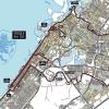 Dubai Tour 2015 Route stage 4: Marine Club – Burj Khalifa - source: dubaitour.com