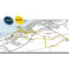 Dubai Tour Route stage 2: Dubai - Palm Jumeirah - source: dubaitour.com