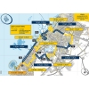 Dubai Tour route stage 4 with scheduled times: source: dubaitour.com