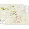 Dwars door Vlaanderen 2019: route