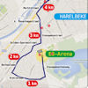 E3 Saxo Bank Classic 2021: route, finale - source: www.e3saxobankclassic.be