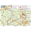 Eneco Tour 2014 Route stage 1 Terneuzen (NL) - Terneuzen - source enecotour.com