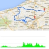 Gent Wevelgem 2015: Route and profile