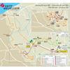 Gent-Wevelgem 2021: route - source: www.gent-wevelgem.be
