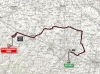 Giro 2014 Route stage 10: Modena - Salsomaggiore Terme