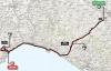 Giro 2014 Route stage 11: Collechion - Savona