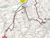 Giro 2013 Route stage 12: TTT Barbaresco - Barolo