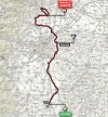 Giro 2014 Route stage 13: Fossano - Rivarolo Canavese