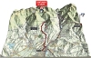 Giro 2014 stage 14: Details of the climb to Santuario di Oropa in 3D