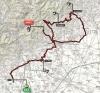 Giro 2014 Route stage 14: Agliè - Oropa