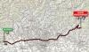 Giro 2014 Route stage 15: Valdengo - Plan di Montecampione
