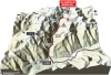 Giro 2014 Stage 16: Climb details from the Val Martello / Martelltal, in 3D