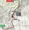 Giro 2014 Route stage 19: ITT from Bassano del Grappa to Cima Grappa