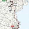 Giro 2014 Route stage 3: Armagh (N-Irl) - Dublin (Irl)