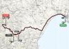 Giro 2014 Route stage 5: Tarante - Vigiano