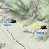 Giro 2014: The climb to Viggiano op cyclingthealps.com
