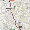 Giro 2014 Route stage 7: Frosinone - Foligno