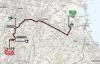Giro 2014 Route stage 9: Lugo - Sestola
