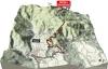 Giro 2014 Stage 9: Climb to Sestola (Passo del Lupo) in 3D