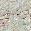 Giro d'Italia 2015 Route stage 16: Pinzolo - Aprica - source gazetta.it
