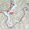Giro d'Italia 2015 Route stage 18: Melide - Verbania - source gazetta.it